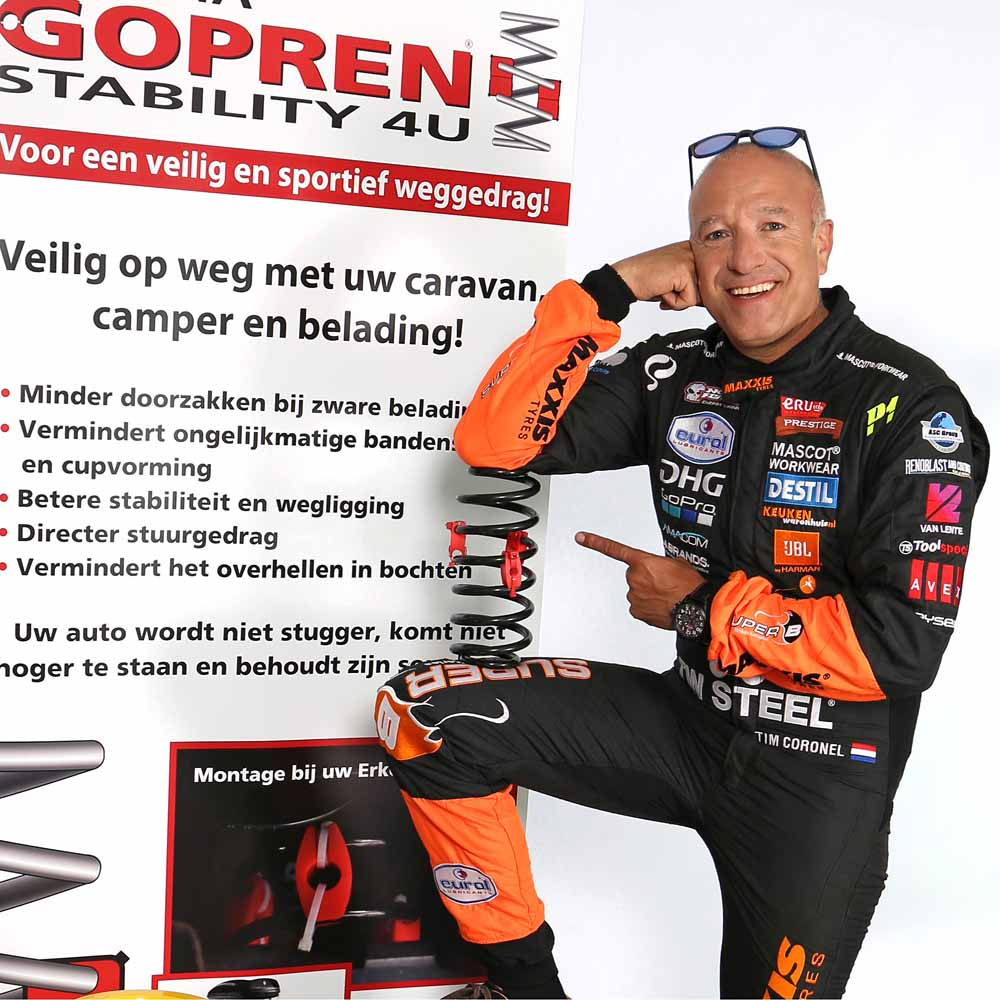 advertentie foto tim coronel